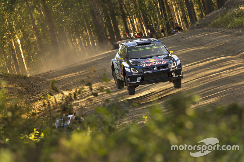 Andreas Mikkelsen, Volkswagen Polo WRC