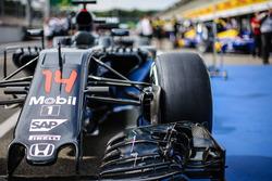 McLaren MP4-31 de Fernando Alonso, McLaren
