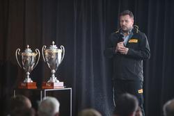 Paul Hemprey, Head of Pirelli Motorsport