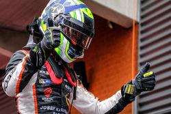Il vincitore di Gara 1 Lando Norris, Josef Kaufmann Racing