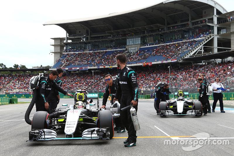 Lewis Hamilton, Mercedes AMG Petronas F1 W07