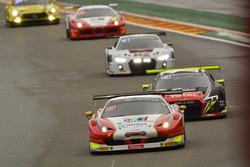 #41 Classic & Modern Racing, Ferrari 458 Italia GT3: Romain Brandela, Timothé Buret, Mickael Petit, Bernard Delhez