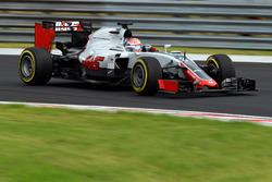 Romain Grosjean, Haas F1 Team, VF-16
