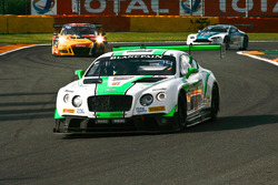 #24 Team Parker Racing Bentley Continental GT3: Ian Loggie, Tom Onslow-Cole, Callum Macleod, Andy Meyrick