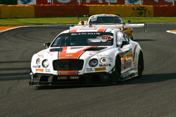 #30 Team Parker Racing Bentley Continental GT3: Derek Pierce, Chris Harris, Carl Rosenblad, David Perel
