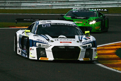 #26 Sainteloc Racing, Audi R8 LMS: Grégory Guilvert, Christopher Haase, Mike Parisy
