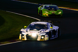 #26 Sainteloc Racing Audi R8 LMS: Gregory Guilvert, Mike Parisy, Christopher Haase