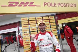 Ganador de la pole José María López, Citroën World Touring Car Team, Citroën C-Elysée WTCC