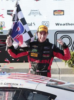 Race winner Dane Cameron, Action Express Racing