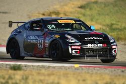 #34 CA Sport, Nissan 370Z: Kristian Boodoosingh