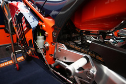KTM RC16 bike detail