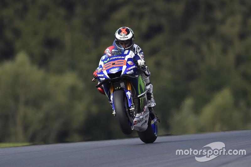 3. Jorge Lorenzo, Yamaha Factory Racing