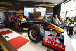 Auto di F1, Welcome center, Red Bull Ring