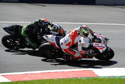 Danilo Petrucci, Pramac Racing, Bradley Smith, Monster Yamaha Tech 3