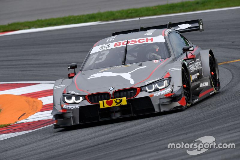 20. Antonio Felix da Costa, BMW Team Schnitzer, BMW M4 DTM