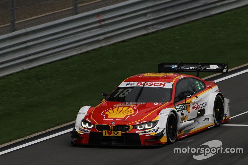 4. Augusto Farfus, BMW Team MTEK, BMW M4 DTM