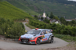 Даніель Сордо, Марк Марті, Hyundai i20 WRC, Hyundai Motorsport