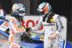 Robert Wickens, Mercedes-AMG Team HWA, Mercedes-AMG C63 DTM and Paul Di Resta, Mercedes-AMG Team HWA, Mercedes-AMG C63 DTM