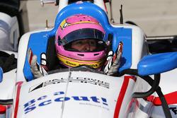 Пиппа Манн, Dale Coyne Racing Honda