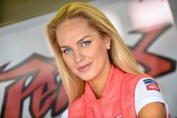 Grid girl Pramac Racing