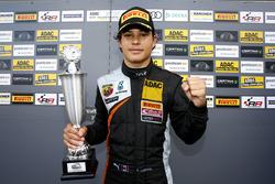 Winner Kami Laliberté, Van Amersfoort Racing