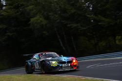 Henry Walkenhorst, Peter Posavac, Daniela Schmid, Walkenhorst Motorsport, BMW Z4 GT3