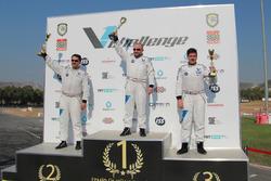 1. Yarış Masters Kategorisi Podyum: 1. Adem Çetmen, 2. Galip Atar, 3. Ahmet Burkay