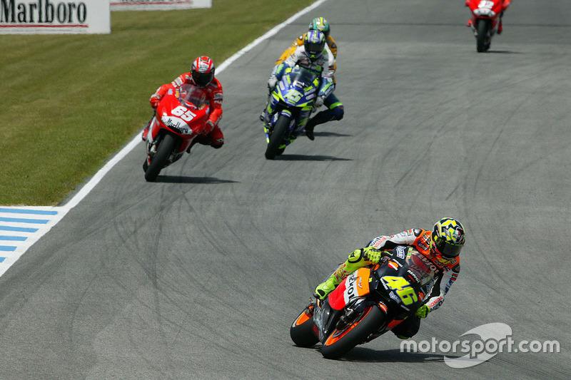 #26 GP d'Espagne 2003