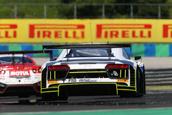 #26 Sainteloc Racing, Audi R8 LMS GT3: Christopher Haase, Mike Parisy