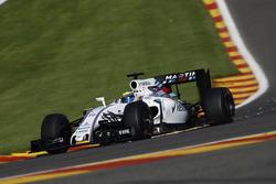 Felipe Massa, Williams FW38 Mercedes