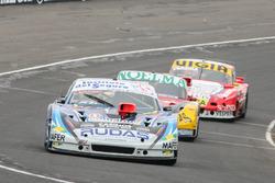 Martin Ponte, Nero53 Racing Dodge, Nicolas Bonelli, Bonelli Competicion Ford, Juan Manuel Silva, Catalan Magni Motorsport Ford