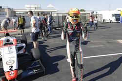 Race winner Lando Norris, Josef Kaufmann Racing