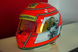 Casco de Felipe Nasr, Sauber