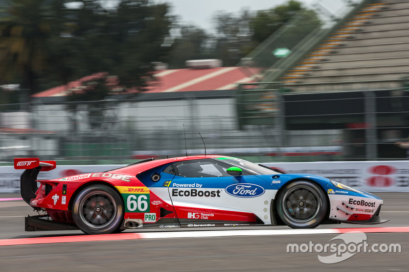 7. GTE-Pro: #66 Ford Chip Ganassi Racing Team UK, Ford GT: Olivier Pla, Stefan Mücke