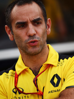 Cyril Abiteboul, Renault Sport F1 Director