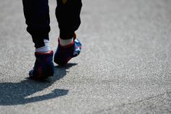 Carlos Sainz Jr., Scuderia Toro Rosso Botas Racing