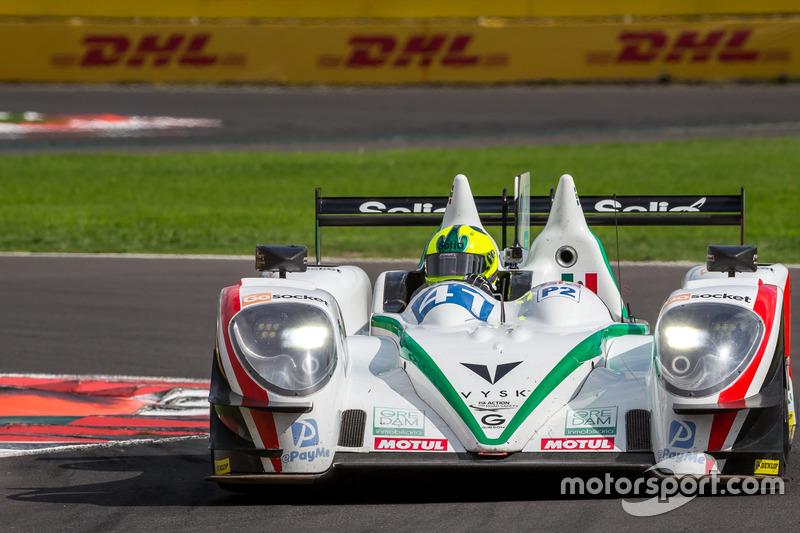 5. LMP2: #41 Greaves Motorsport, Gibson 015S - Nissan: Roberto Gonzalez, Bruno Junqueira, Luis Diaz