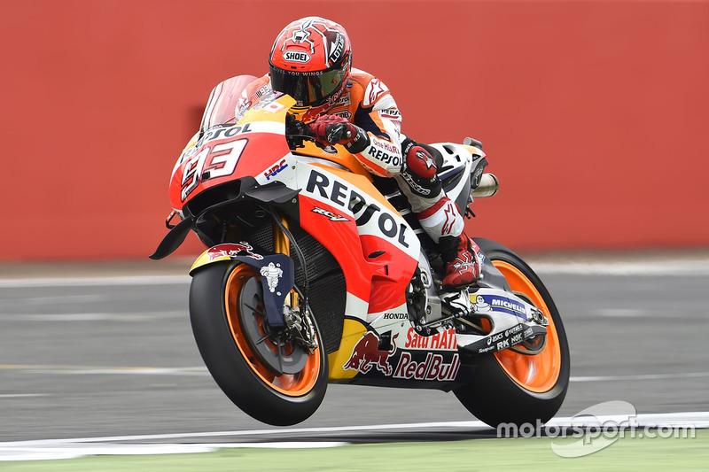 5. Marc Marquez, Repsol Honda Team