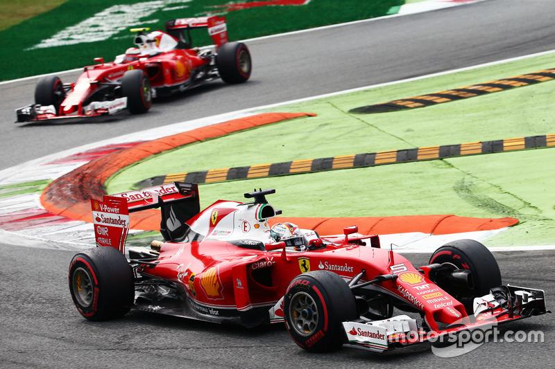 Ferrari: 27 очков