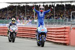 Winnaar Maverick Viñales, Team Suzuki MotoGP