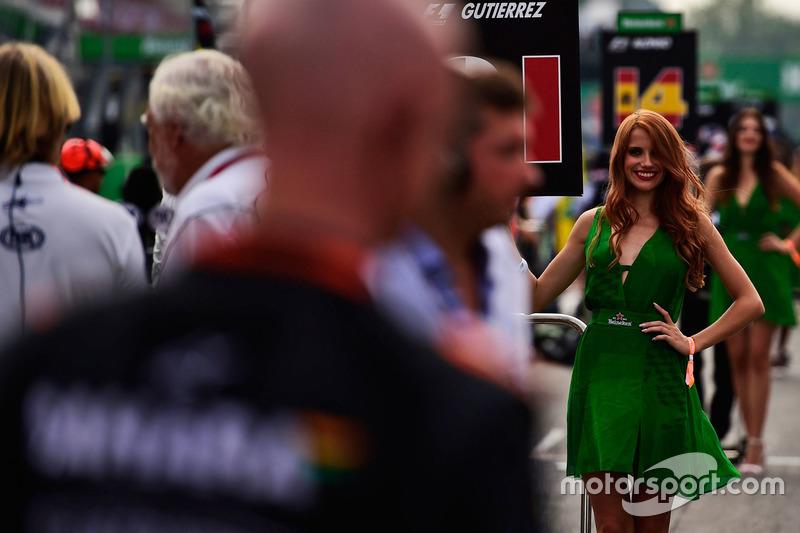 Гран При Италии. Ф1