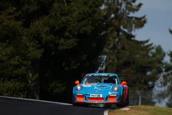Thomas Gerling, Harald Hennes, Thomas Kappeler, Porsche 991 GT3 Cup