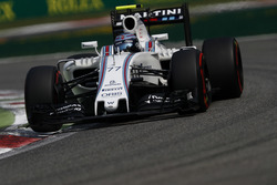 Valtteri Bottas, Williams FW38 Mercedes