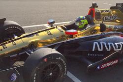 André Negrao, Schmidt Peterson Motorsports, Honda