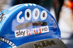 Sky Racing Team VR46, neue Bike-Lackierung, Detail