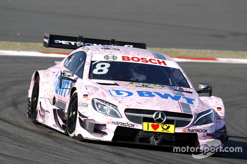 18. Christian Vietoris, Mercedes-AMG Team Mücke, Mercedes-AMG C63 DTM