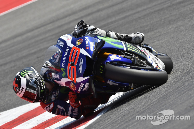 San Marino, Misano: Jorge Lorenzo (Yamaha)