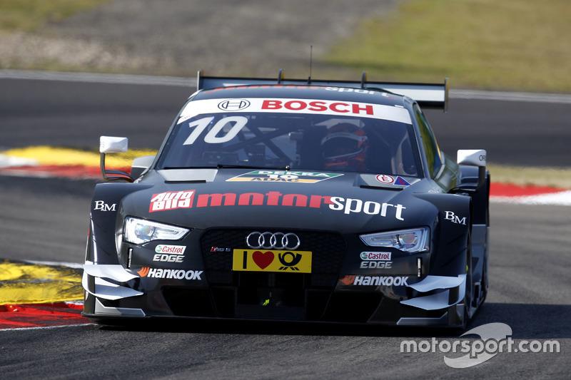 12. Timo Scheider, Audi Sport Team Phoenix, Audi RS 5 DTM