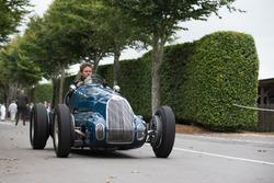 Bugatti Type 73C von 1945: Tom Dark