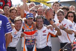 Ganador, Dani Pedrosa, Repsol Honda Team